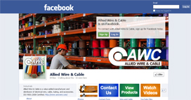 Allied Wire & Cable's Facebook Timeline