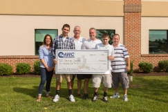2012 and 2011 Allied Wire & Cable Scholarship Recipients