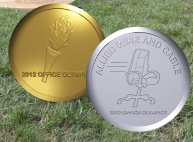 Office Olympics Medals