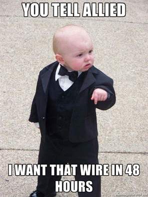 gangster baby shipping sm allied wire & cable meme edition allied wire & cable blog,Cable Meme