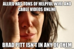 First World Problems - Wire and Cable Videos