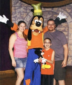 Make-A-Wish Trip to Disney World