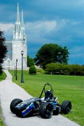 Villanova University's NovaRacing Formula Car, the VU06