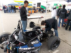 Testing the VU06.