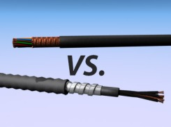 Tray Cable vs Teck Cable